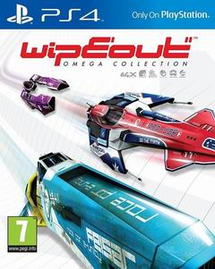 Постер WipEout: Omega Collection