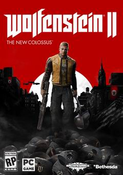 Постер Wolfenstein II: The New Colossus