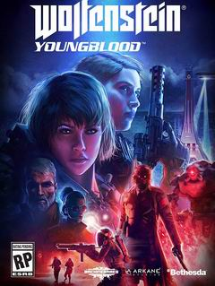 Постер Wolfenstein Youngblood