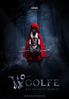 Постер Woolfe - The Red Hood Diaries