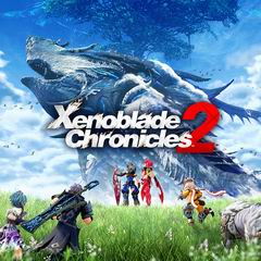 Постер Xenoblade Chronicles 2
