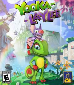 Постер Yooka-Laylee