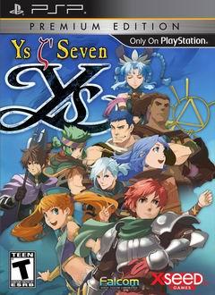 Постер Ys Seven