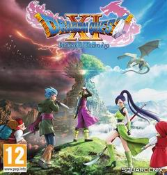 Постер Dragon Quest XI: Echoes of an Elusive Age