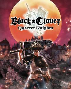 Постер Black Clover: Project Knights