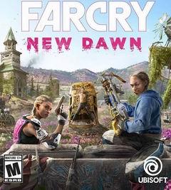 Постер Far Cry: New Dawn