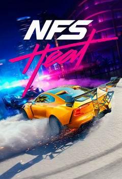 Постер Need for Speed Heat
