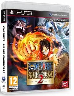 Постер One Piece: Pirate Warriors 2