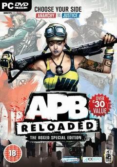 Постер APB: Reloaded
