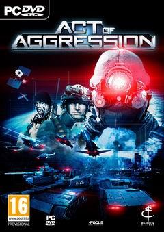 Постер Act of Aggression
