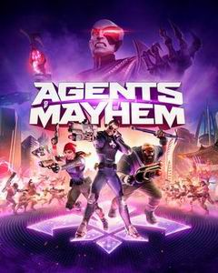 Постер Agents of Mayhem