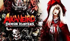 Постер Akaneiro: Demon Hunters