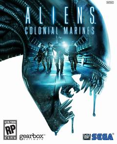 Постер Aliens: Colonial Marines