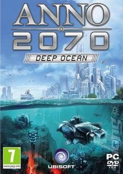Постер Anno 2070: Deep Ocean