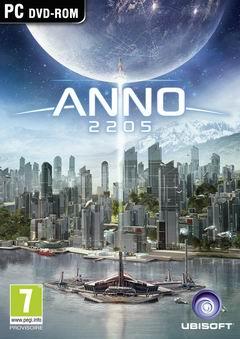 Постер Anno 2205