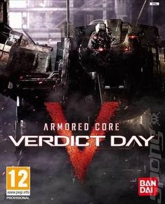 Постер Armored Core: Verdict Day
