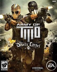 Постер Army of Two: The Devil's Cartel