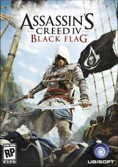 Постер Assassin's Creed IV: Black Flag