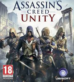 Постер Assassin's Creed: Unity