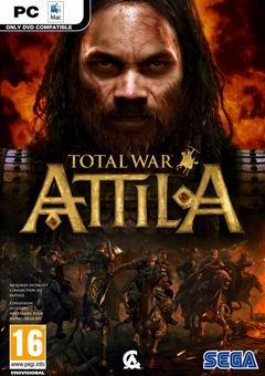 Постер Total War: Attila