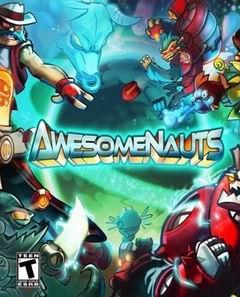Постер Awesomenauts