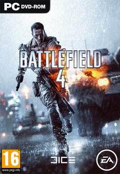 Постер Battlefield 4