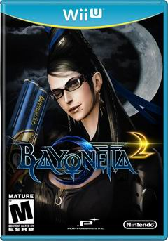 Постер Bayonetta 2