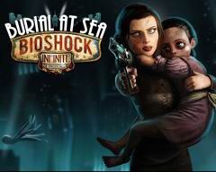 Постер Bioshock Infinite: Burial at Sea