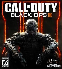 Постер Call of Duty: Black Ops III