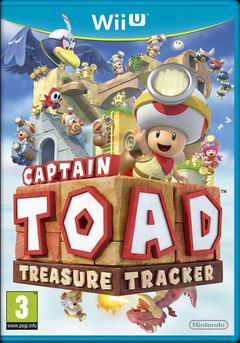 Постер Captain Toad: Treasure Tracker