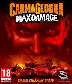 Постер Carmageddon: Max Damage