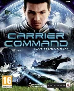 Постер Carrier Command: Gaea Mission
