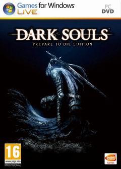 Постер Dark Souls: Prepare to Die Edition