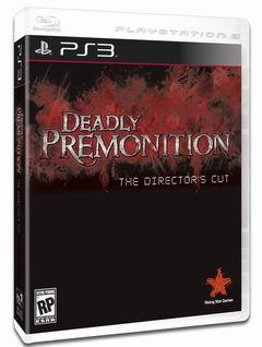Постер Deadly Premonition: The Director's Cut