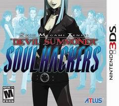 Постер Shin Megami Tensei: Devil Summoner - Soul Hackers