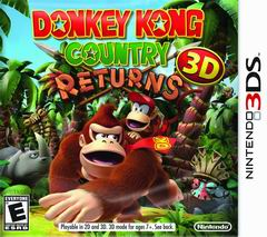 Постер Donkey Kong Country Returns 3D