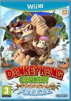 Постер Donkey Kong Country Tropical Freeze