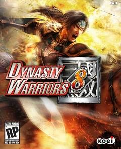 Постер Dynasty Warriors 8