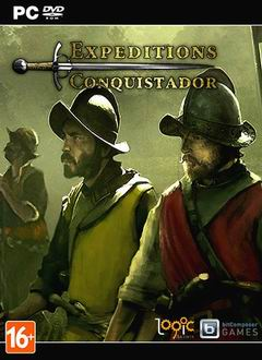 Постер Expeditions: Conquistador