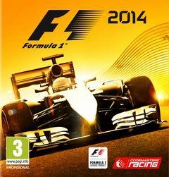 Постер F1 2014