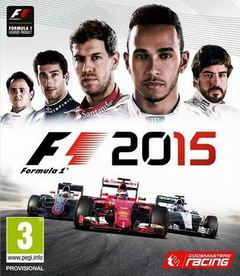 Постер F1 2015