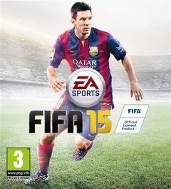 Постер FIFA 15