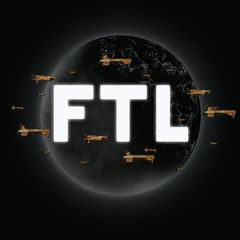 Постер FTL: Faster than Light