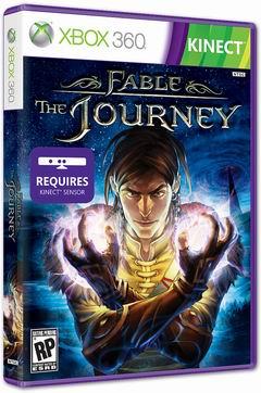Постер Fable: The Journey