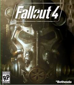 Постер Fallout 4