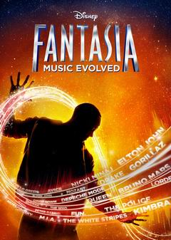 Постер Fantasia: Music Evolved