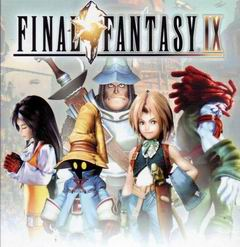 Постер Final Fantasy IX