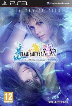 Постер Final Fantasy X / X-2 HD Remaster