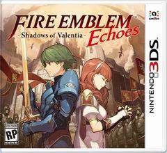 Постер Fire Emblem Echoes: Shadows of Valentia