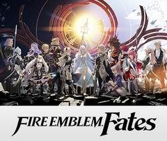 Постер Fire Emblem Fates